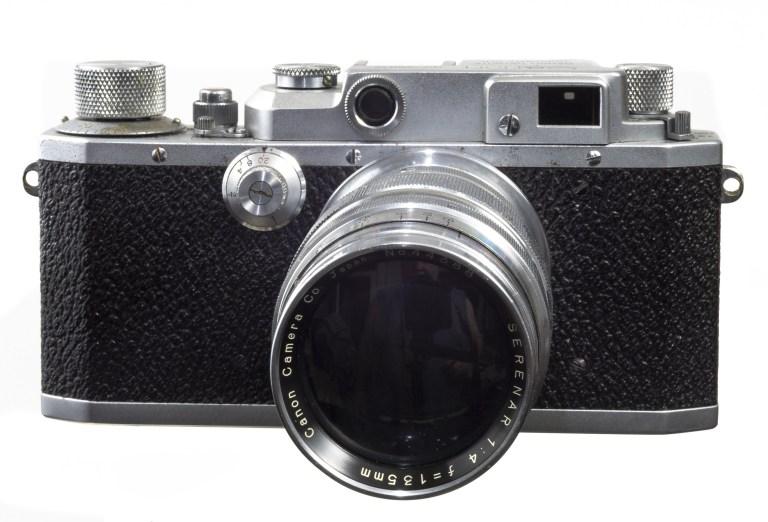 Canon IIB – Serenar 135mm f/4 – Circa 1949
