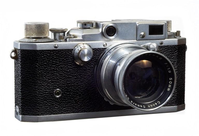 Canon III – Serenar 50mm f/1.9 – Circa 1951