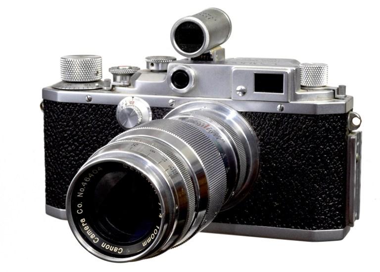 Canon IV – Serenar 100mm f/4 – Circa 1951