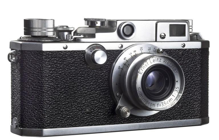 Canon IIIA – Leitz Summaron 35mm f/3.5 – Circa 1951
