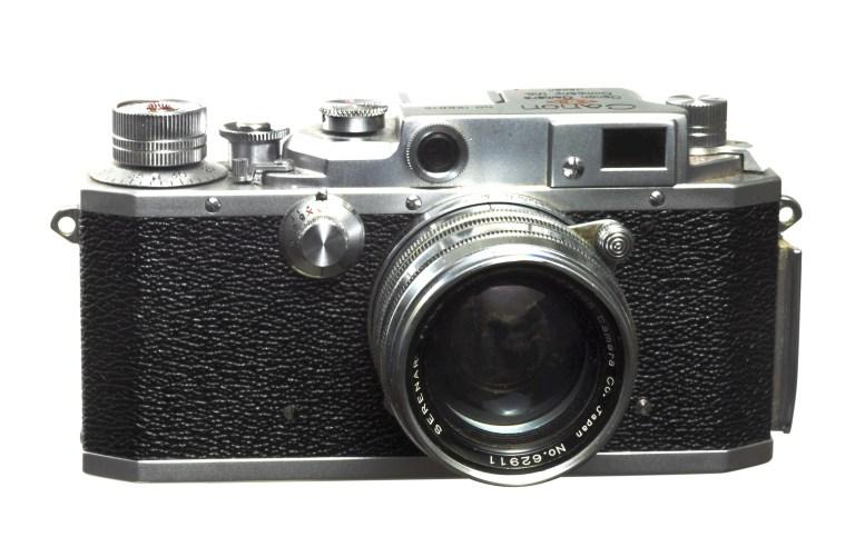 Canon IIS – Serenar 50mm f/1.8 – Circa 1954