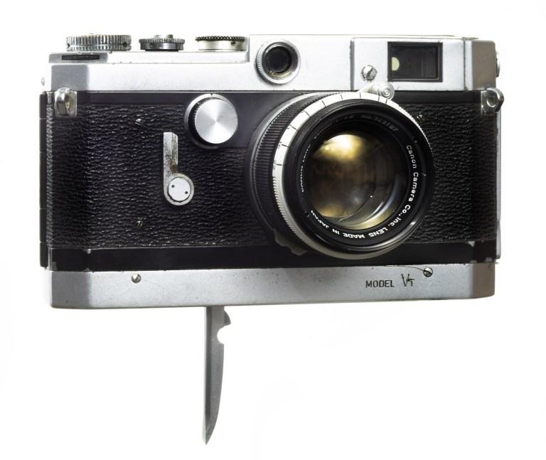 Canon VT (trigger) – Canon 50mm f/1.8 – Circa 1956