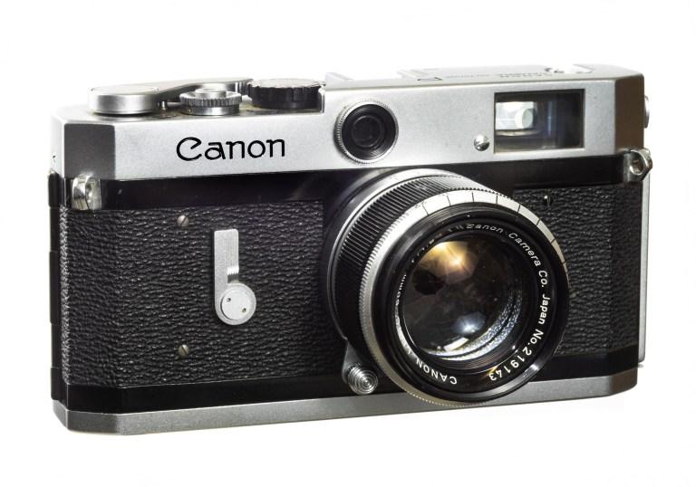 Canon P (Populaire) – Canon 50mm f/1.8 – Circa 1959
