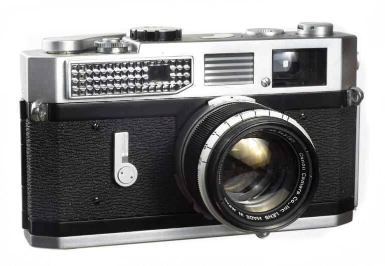 Canon 7 – Canon 50mm f/1.8 – Circa 1961