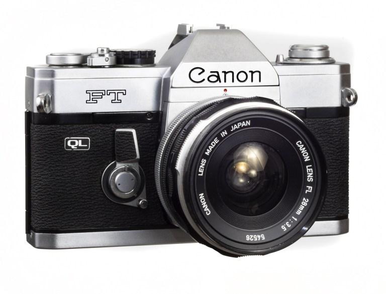 Canon FT – Canon FL 28mm f/3.5 – Circa 1966