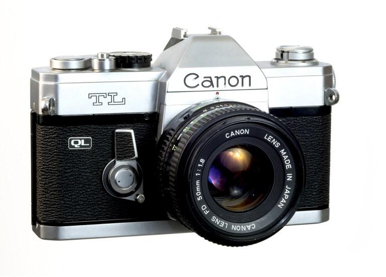 Canon TL – Canon FD 50mm f/1.8 – Circa 1968