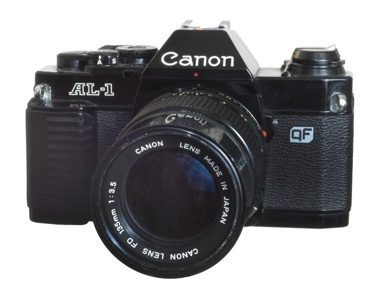 Canon AL-1 – Circa 1981