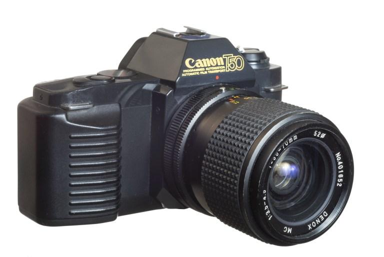 Canon T50 Circa 1983