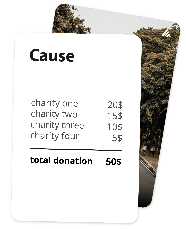Welfact Donation Platform - Explore Causes