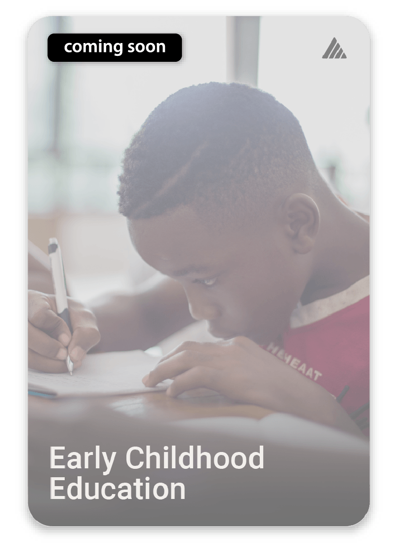 Welfact Education causes - Early Childhood Education