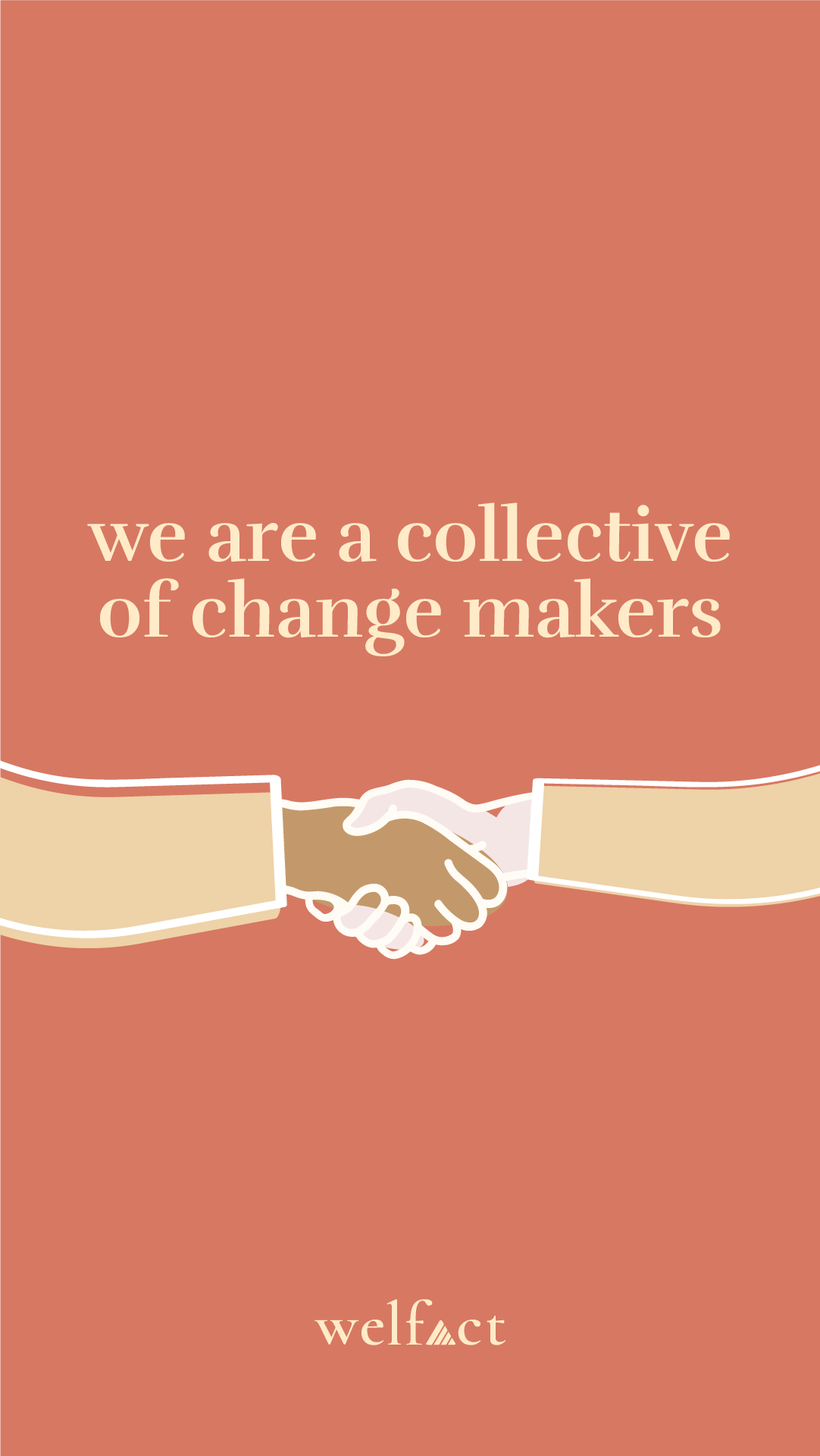 Welfact Assets - Change Makers, Red