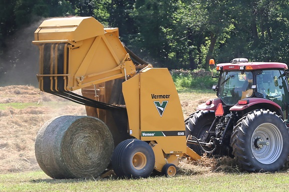 Balers - Vermeer's rugged and reliable round balers are still a top choice for farmers around the nation.