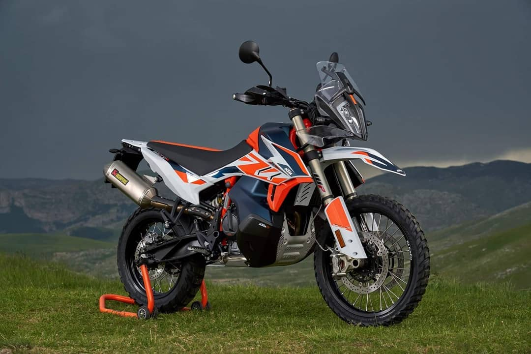 2020 KTM 790 ADVENTURE R RALLY - LIMITED EDITION