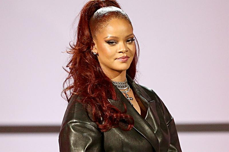 *How Rihanna is looking at us as we're begging for her to release new music*