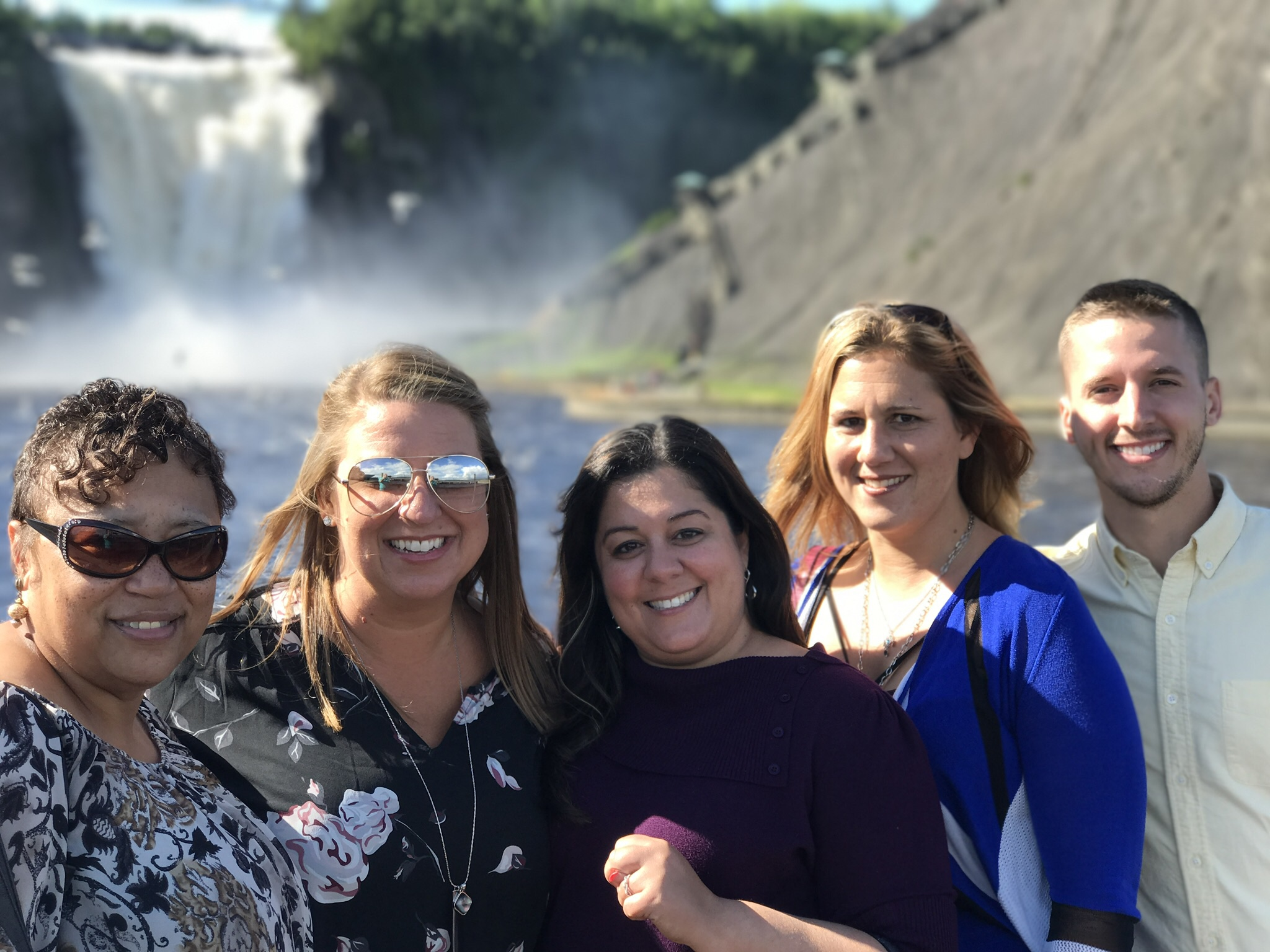 Participants on a recent Relate Strategy Group  sales mission  created a strengthen industry relationships, even between appointments, with some local sightseeing.