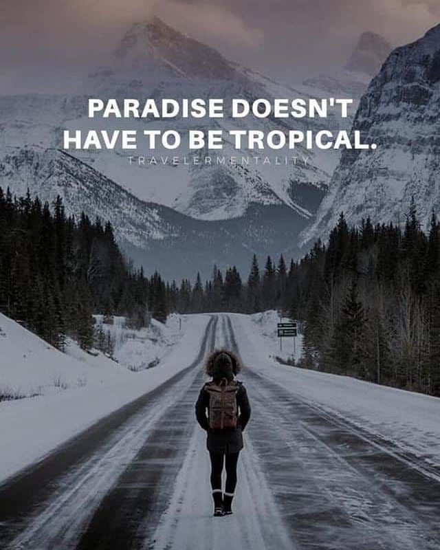 YES!  Don't get me wrong, I enjoy a tropical vacation from time to time too, BUT in recent years I've found that I've fallen more and more in love with nature and all its glory. 🍃🌿 Hubby and I actually prefer to travel the US and explore national parks. It is my ultimate goal to visit as many as possible.  Some of the top ones on our list to visit: 1. Yellowstone & Grand Tetons 2. Glacier National Park 3. Big Sur  What is your favorite national park?! 🌳🌳