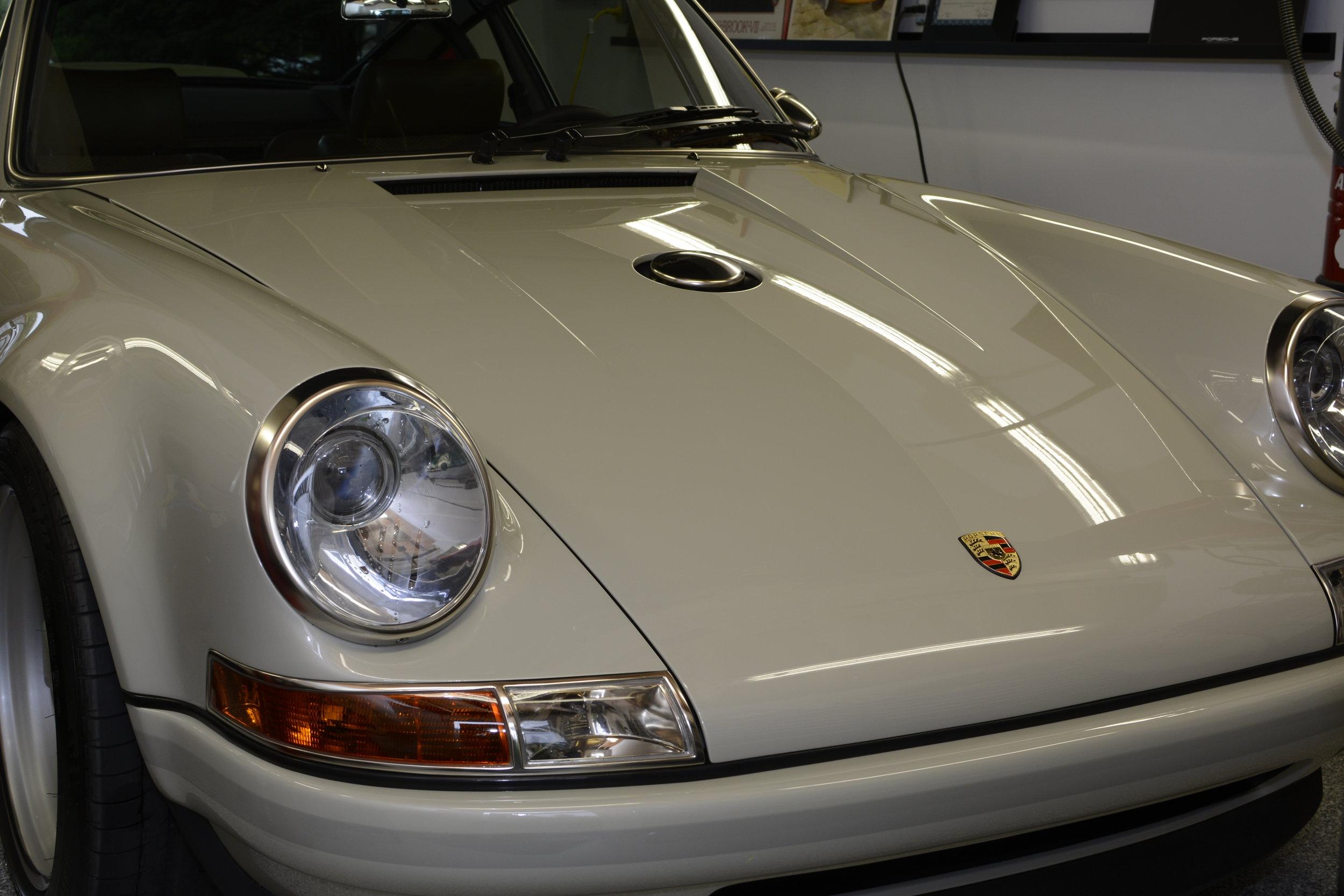 The Toronto Car - Porsche 911 by Singer Vehicle Design