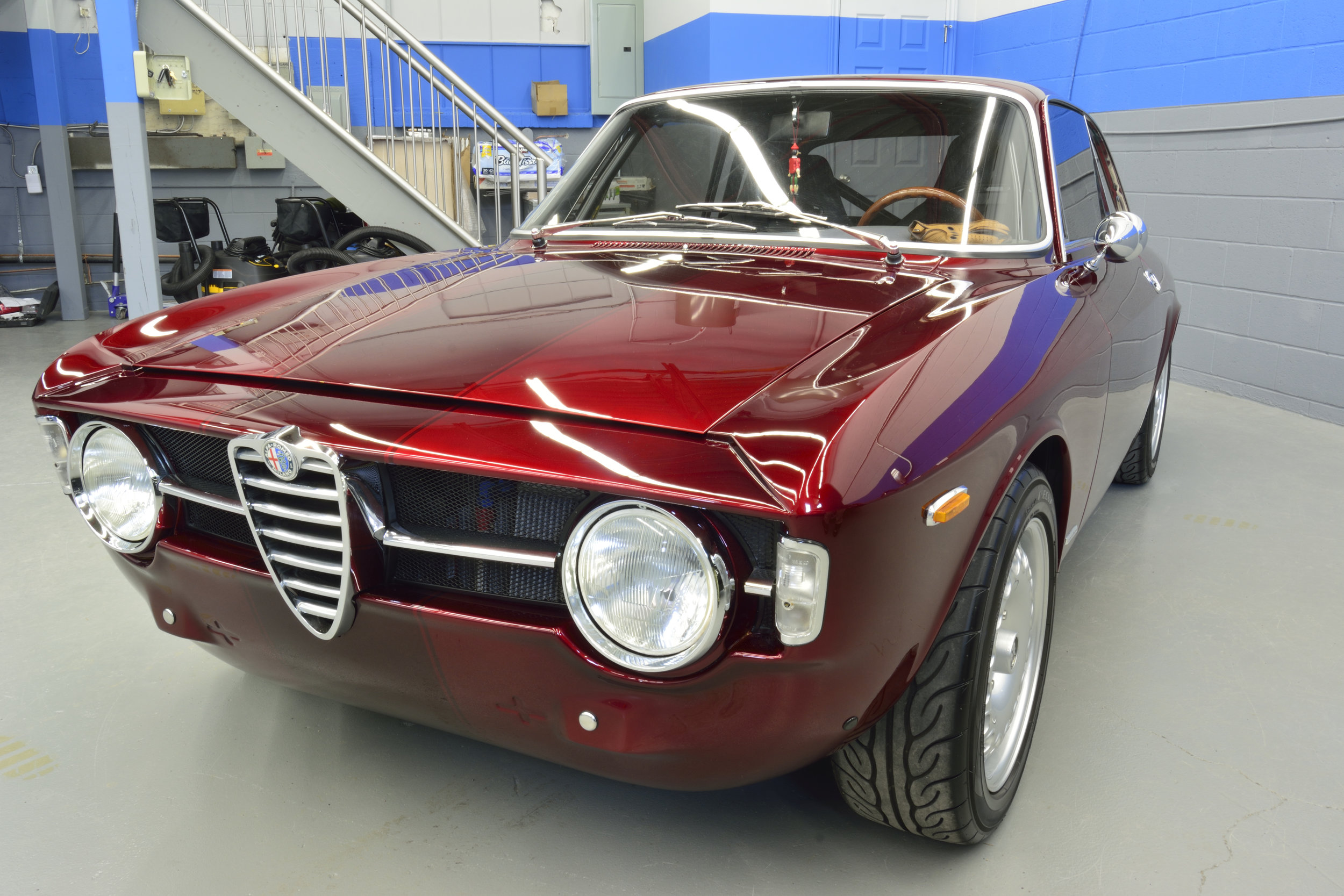 Alfa Romeo GT1300 Junior
