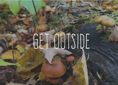 Online challenges to get yourself outside -
