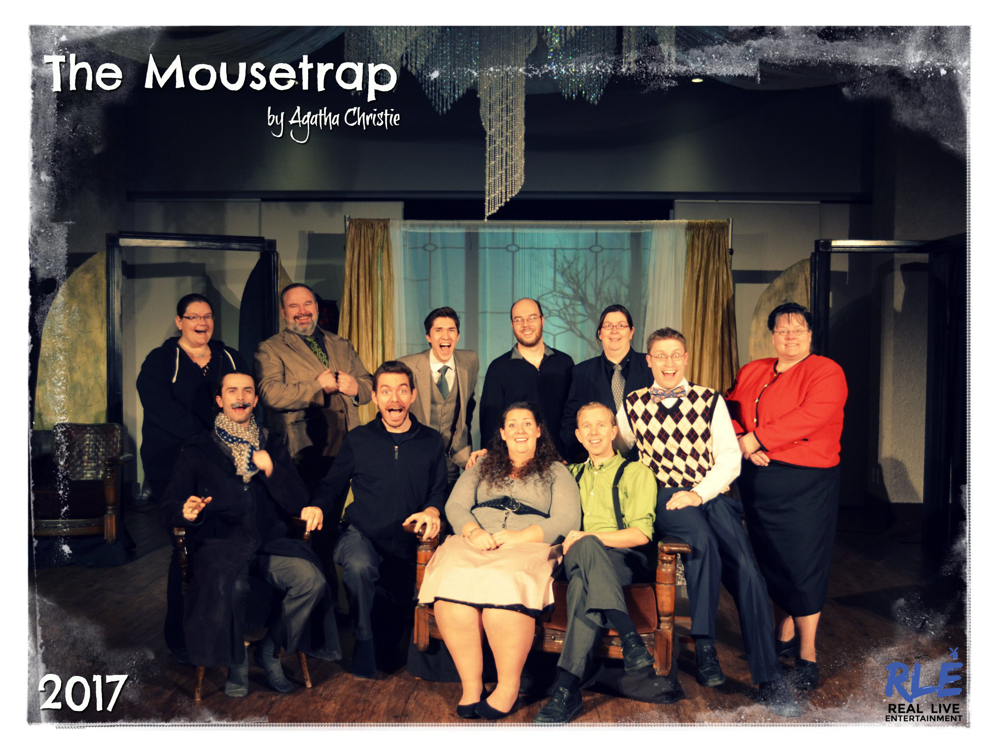 The Mousetrap, 2017