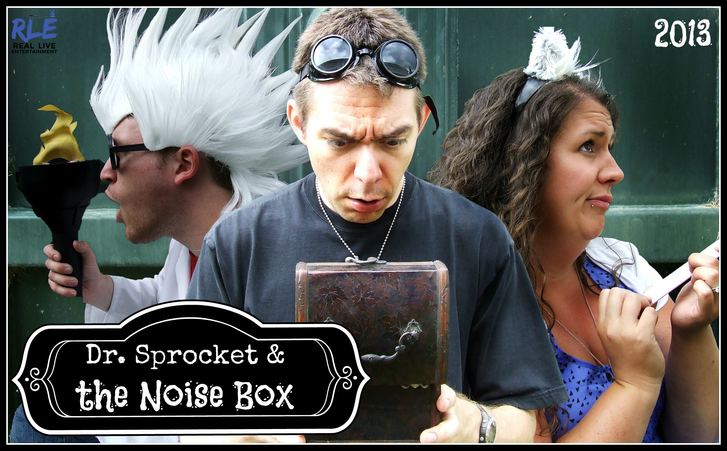 Dr. Sprocket & the Noise Box, 2013