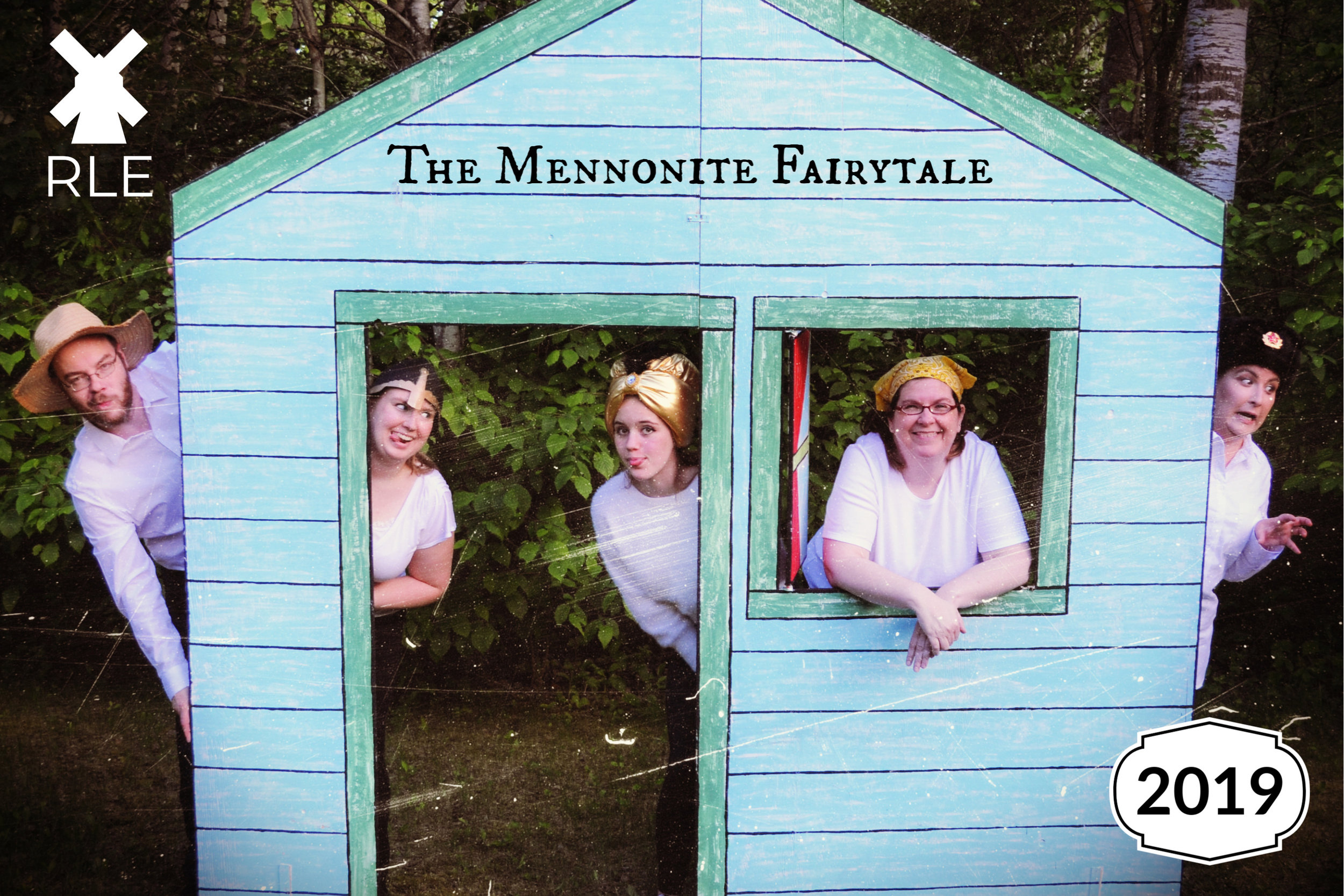 The Mennonite Fairytale, 2019