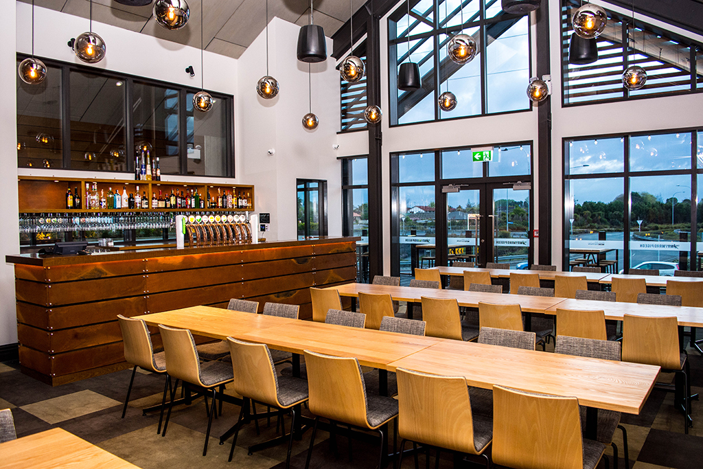 - The Wayward Pigeon has a designated function area available for private hire as well as a number of other areas that can be booked for small or large groups. We can host wedding receptions, corporate dinners and other special events. If you would like to book an event at the Wayward Pigeon, you can complete the form below, send us an email at functions@waywardpigeon.co.nz or give us a ring on 07 974 1713 - we'd love to see you here!