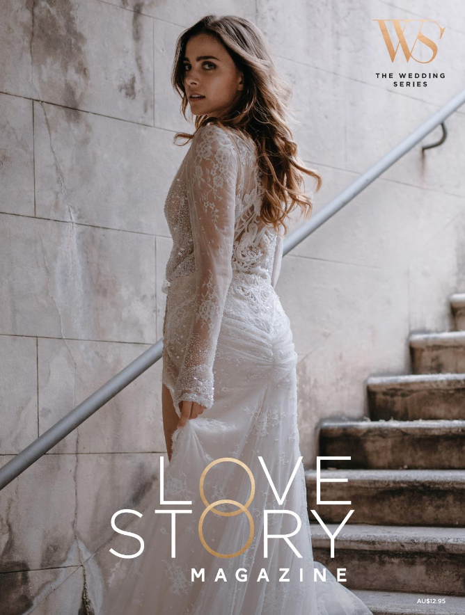 Issue Numero Two - The Wedding Series Annual Love Story Magazine is a visual feast of incredible Love Stories from high profile couples and magnificent real weddings captured at Australia's most beautiful wedding venues by our countries most sought after photographers.