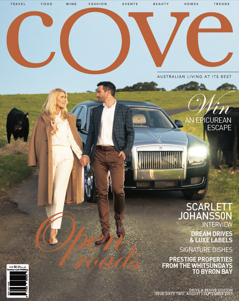 Cove Magazine August September 2017 TWS Press