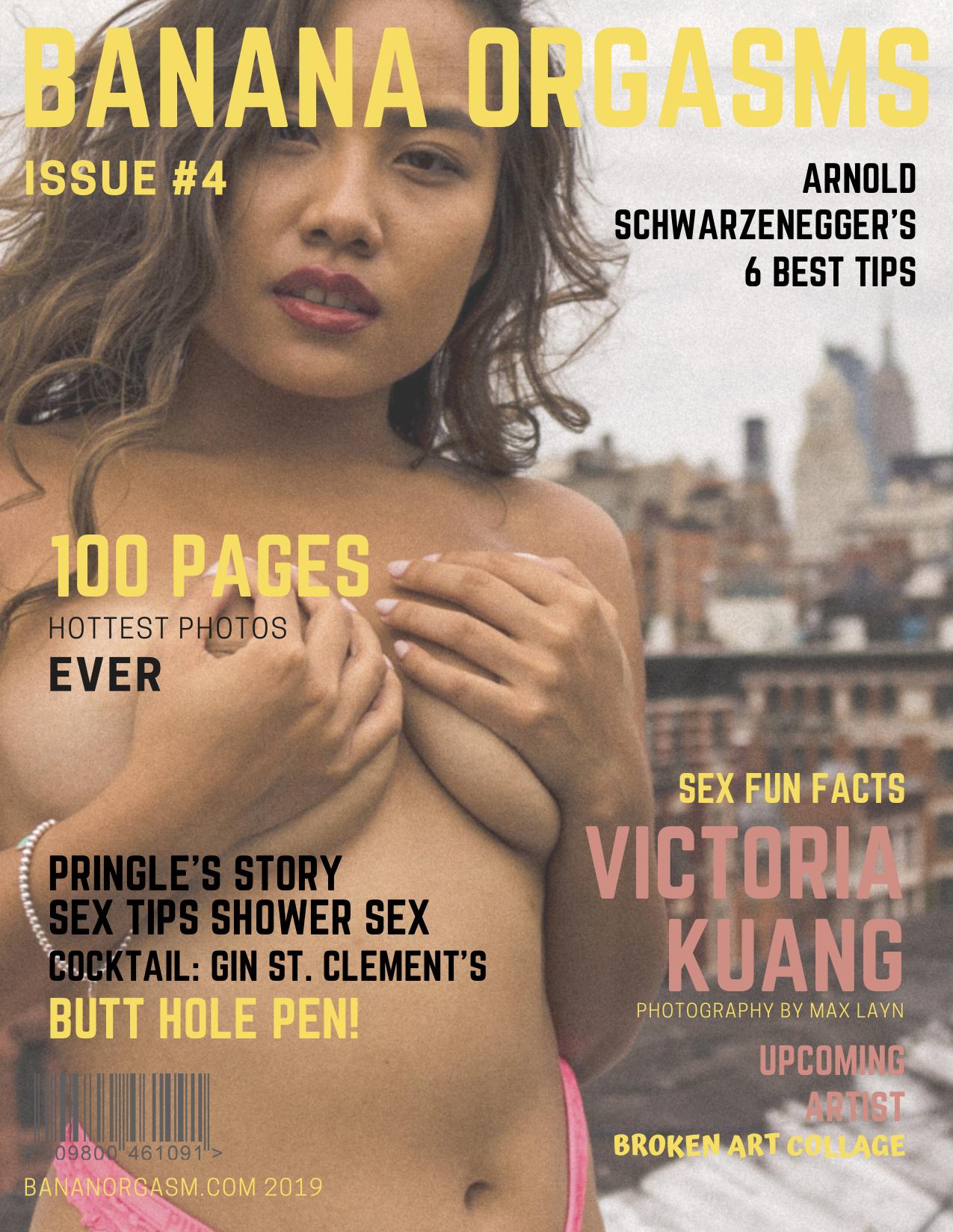 Cover Banana Orgasms Magazine #4.png