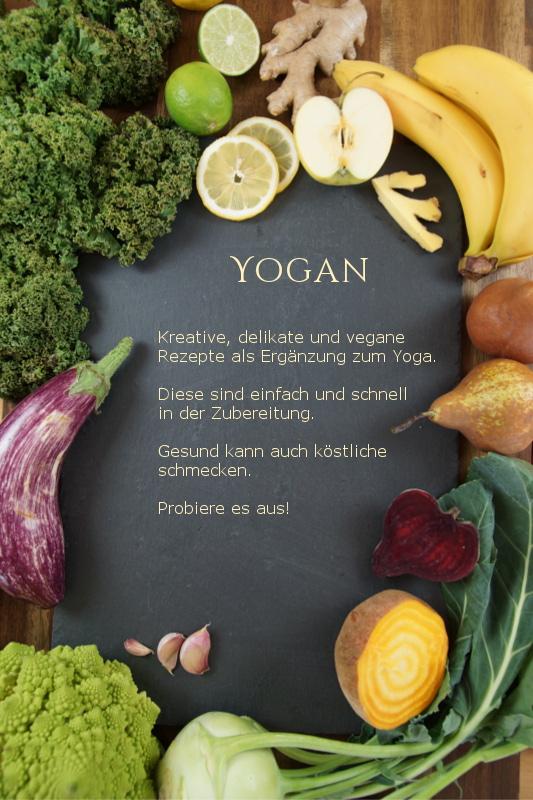 YoganKöstlich, schnell & Gesund -