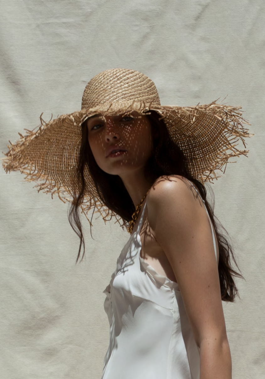 AVENUE - An Australian Headwear Label born out of Bondi Beach in 2016. Conceived by best friends Gabrella Sepel and Jessie Shand, Avenue draws its inspiration from their preferred way of life: active by the oceanside.