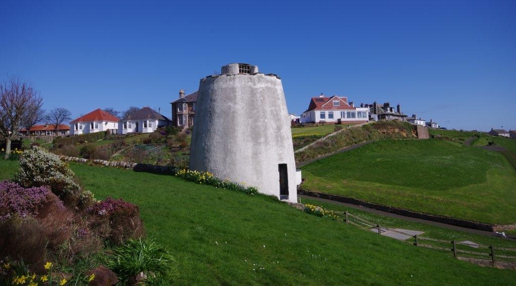 Crail Priory Doocot