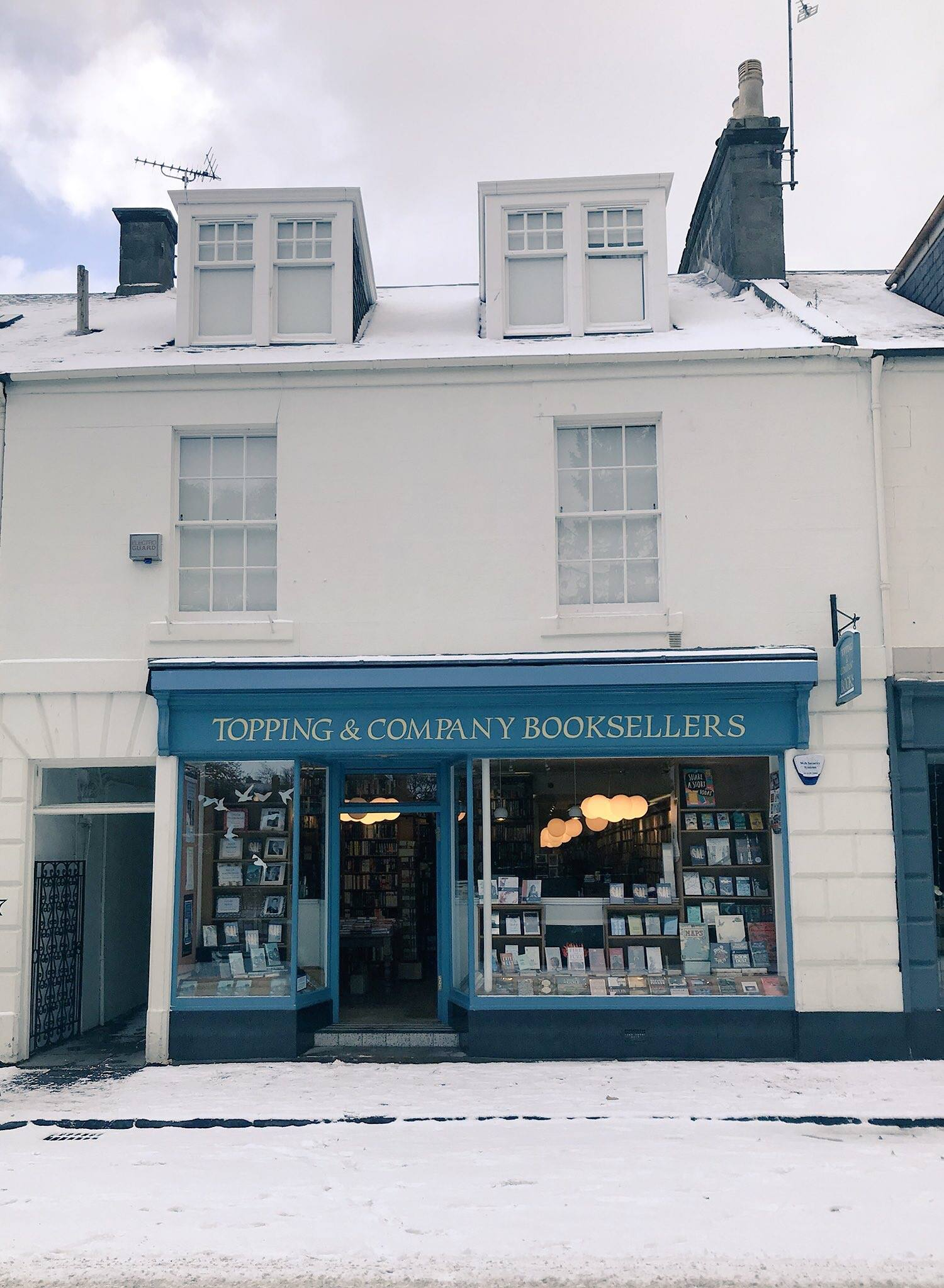 Topping & Co. Booksellers