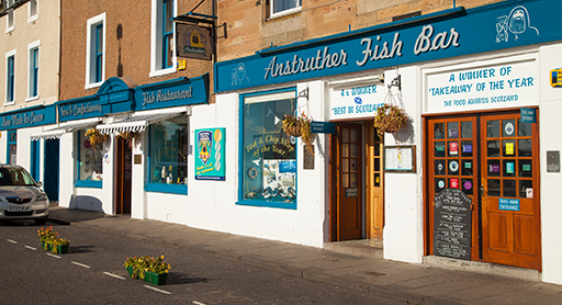 The Anstruther Fish Bar