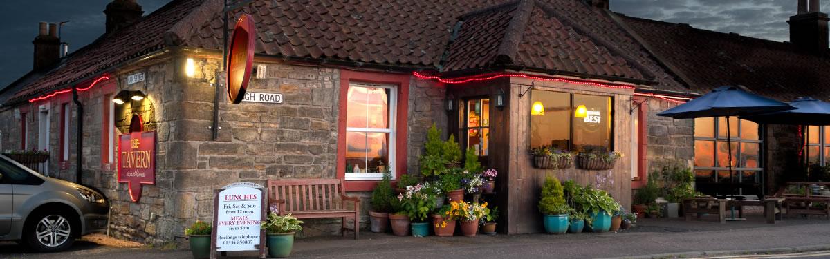 The Tavern at Strathkinness