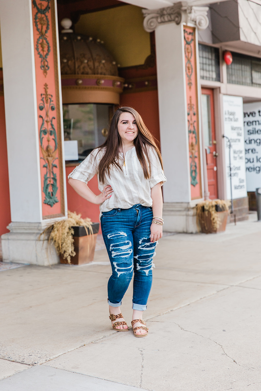 Senior pictures. Class of 2019. High school graduation. Logan Utah senior class pictures. Professional photography. Happy to be done with high school. Main street photos. Excited for the next phase of life. Time to start Cosmetology school. #Mainstreetphotos #senioryear #seniorphotos #congratulations #classof2019 #graduation #highschool #highschoolphotography #pinkwall #excitedtobedone