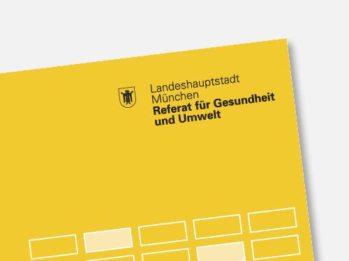 BAUZENTRUM MÜNCHEN  Corporate Design