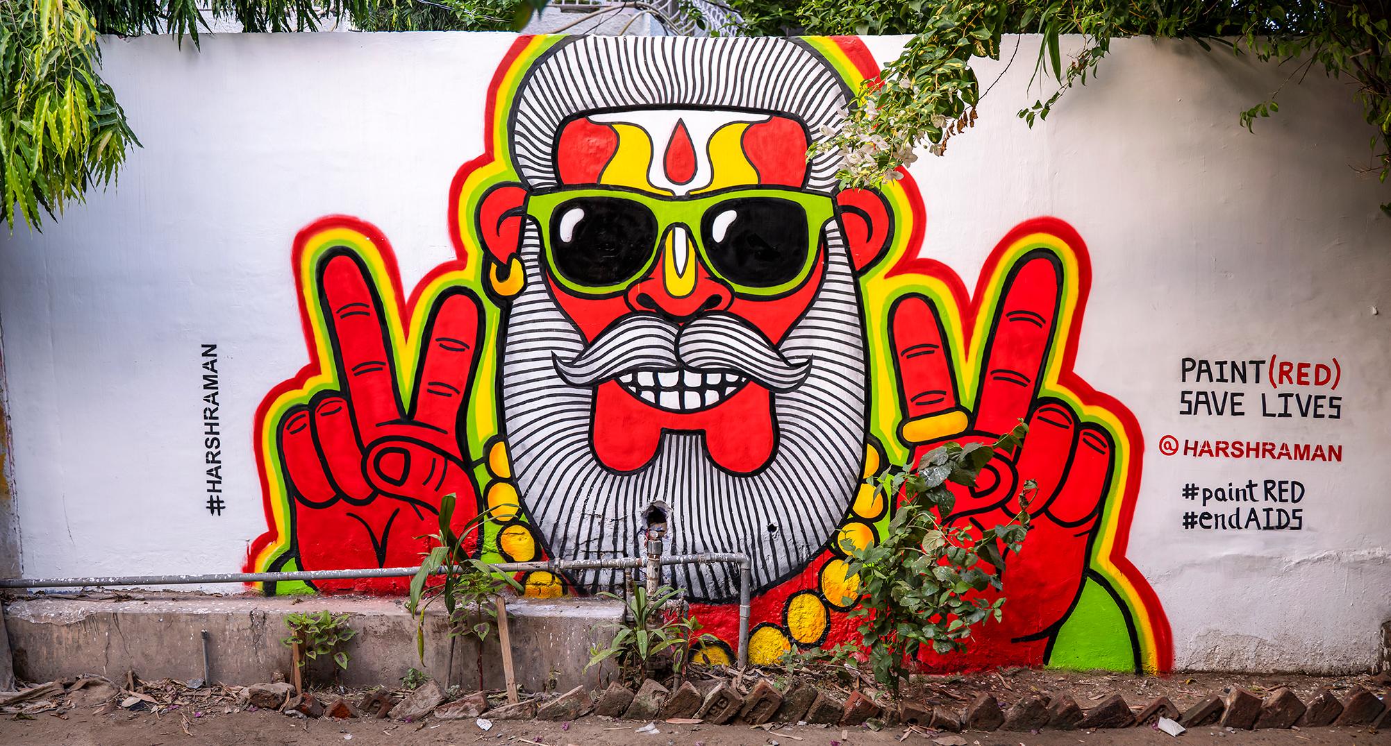 Harsh Raman x (RED)
