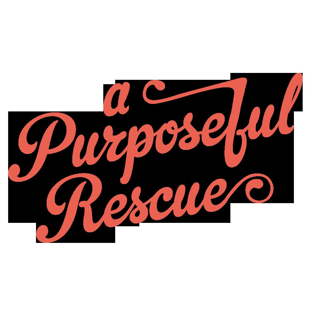 A Purposeful Rescue