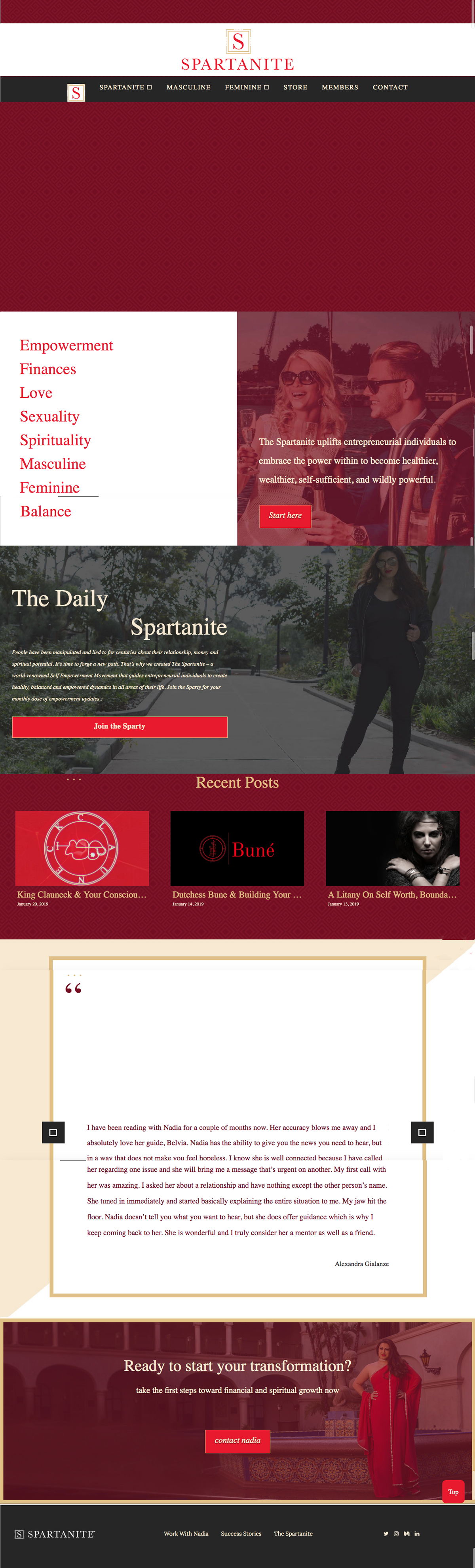 OLD WEBSITE - click image to see more