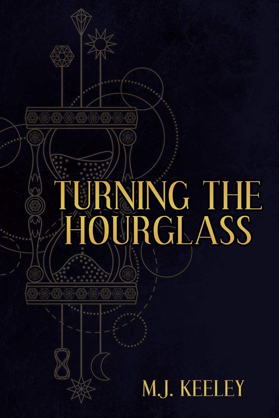 Turning the Hourglass - Historian Dyrne Samson doesn't need to read about the past anymore. Now he can visit it. Abandoning university lecturing, Dyrne joins a classified organisation hidden beneath the streets of New London. Their time-distortion pods let him visit any event in history. Almost. Visiting his own timeline is forbidden — the only reason he can't return to the day he'll never forget.