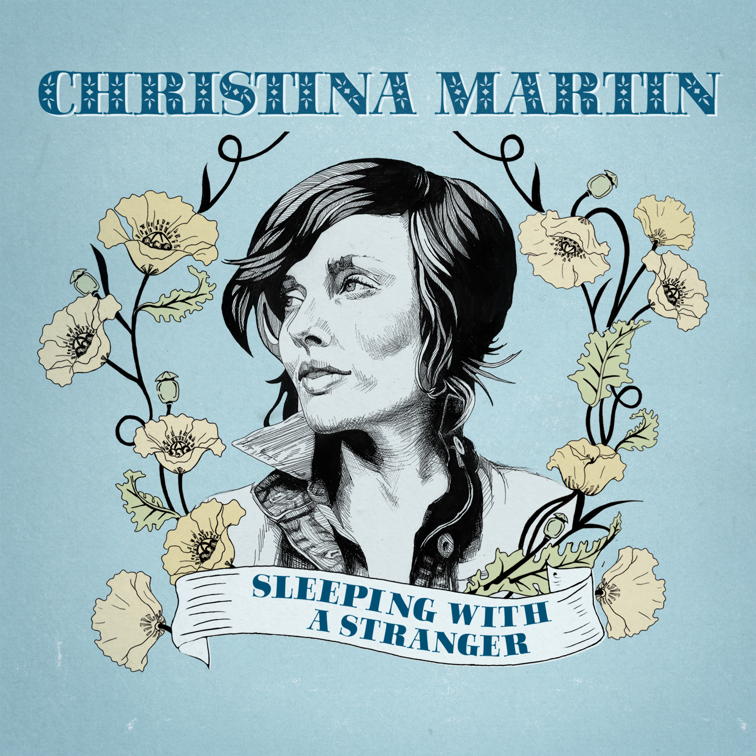 Sleeping with a stranger - 2013 Music Nova Scotia Recording of the Year
