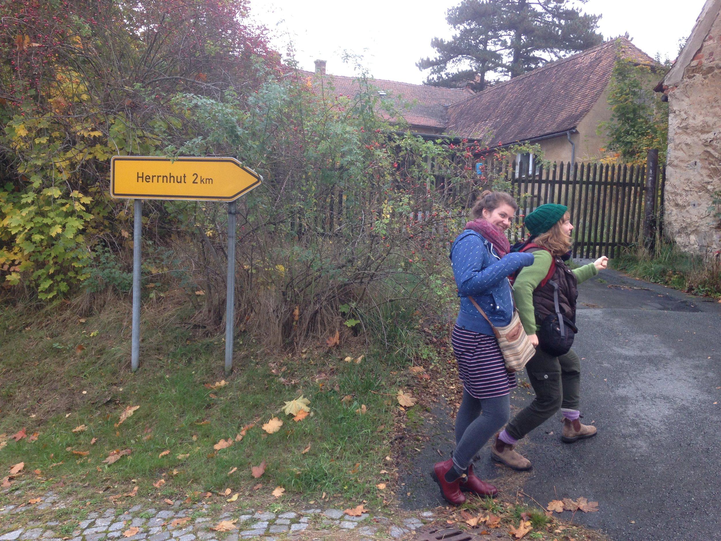Off we go to Herrnhut!