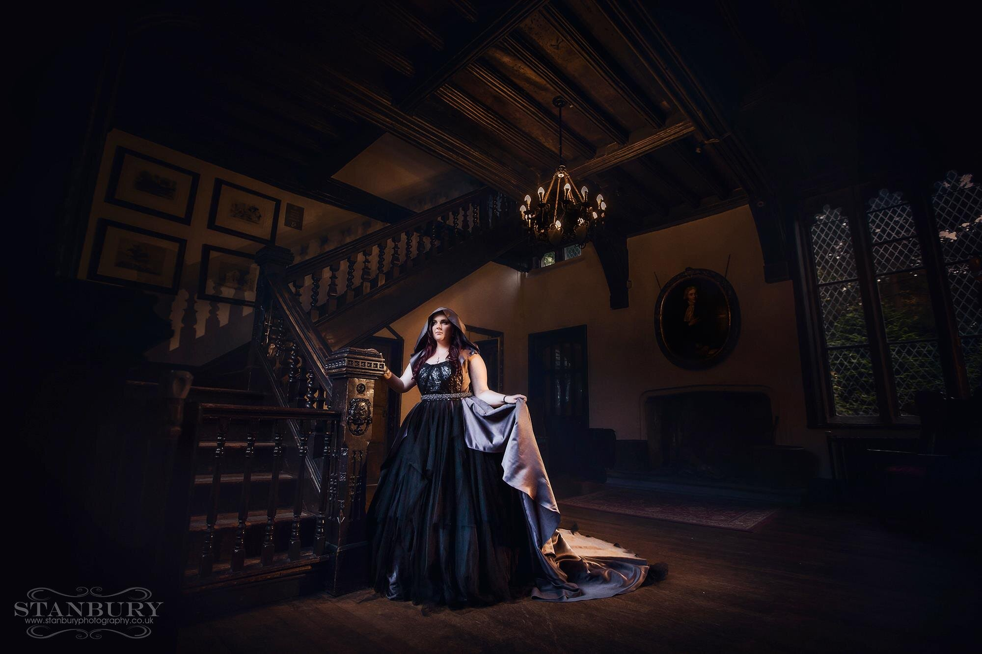 Legend Bridal Samlesbury Hall 6.jpg