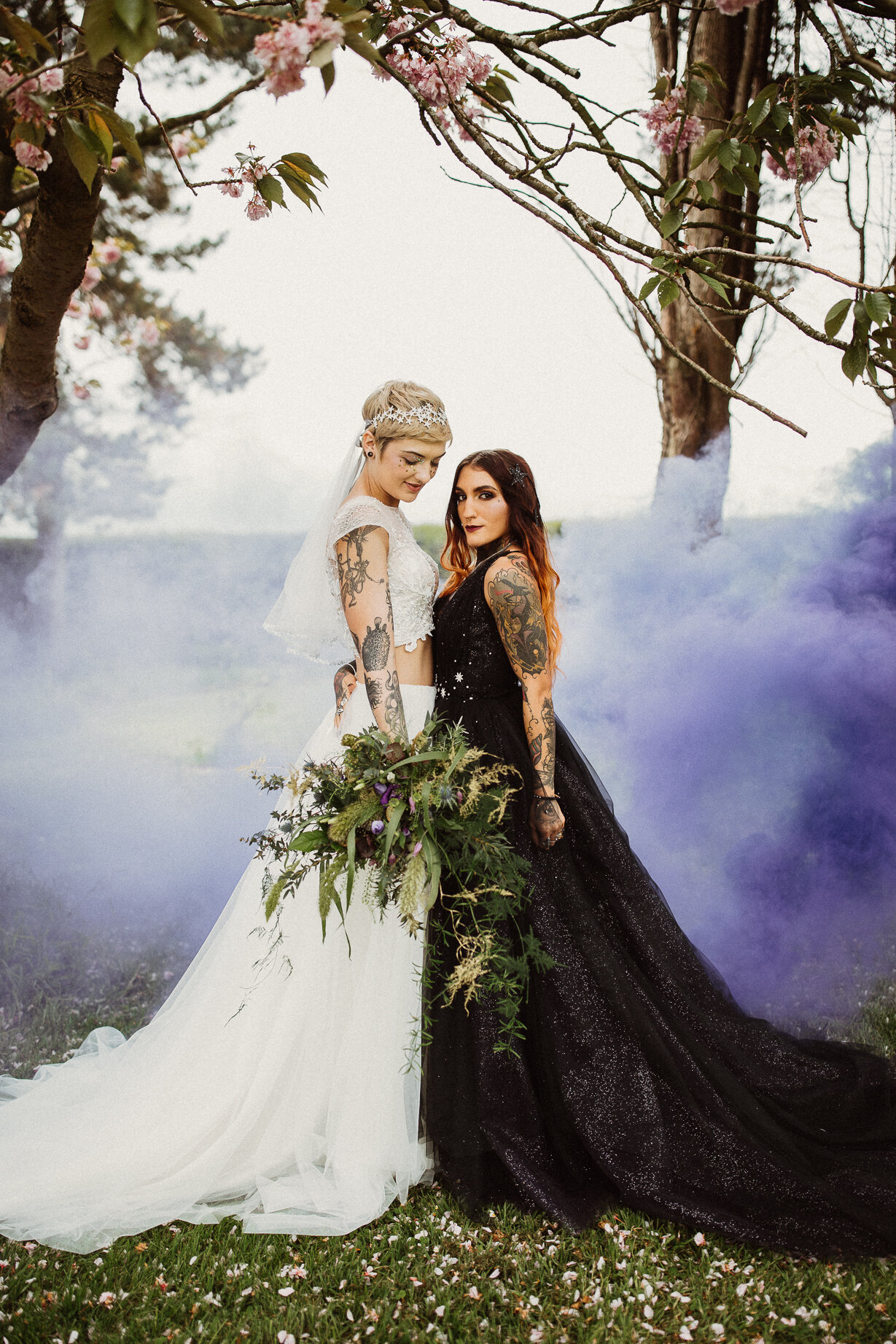 Legend Bridal Celestial - Emilie May Photography - Galaxy styled shoot-21.jpg