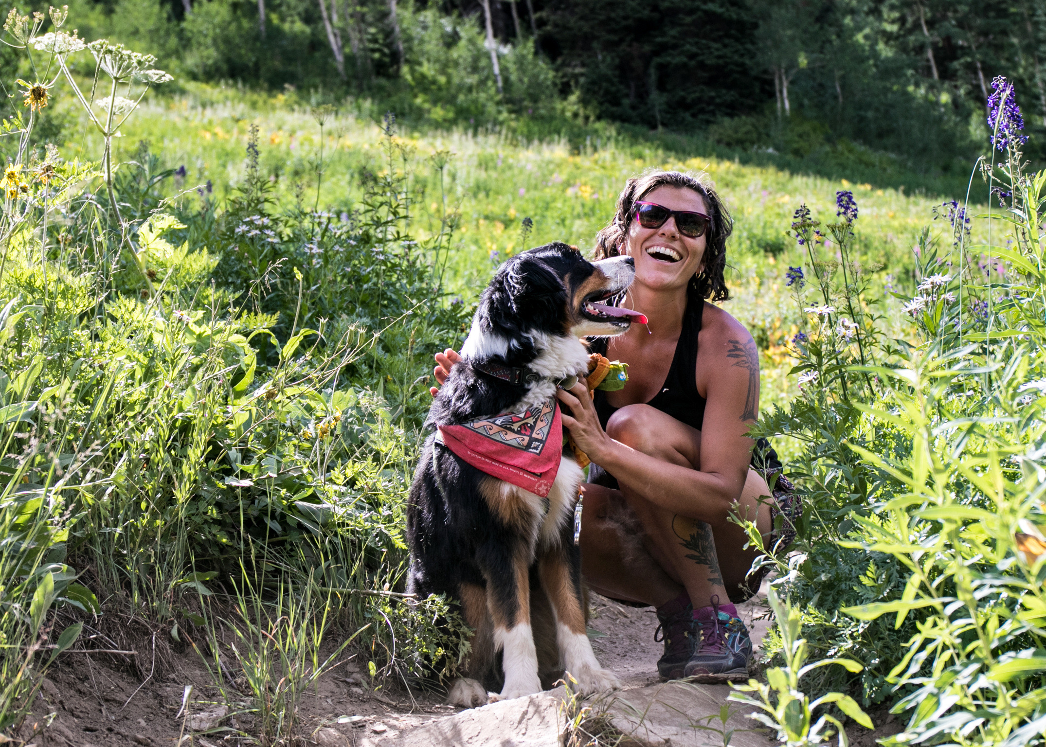 Sara is a partner, hiker, geographer, yoga teacher, and doula in Golden, Colorado.