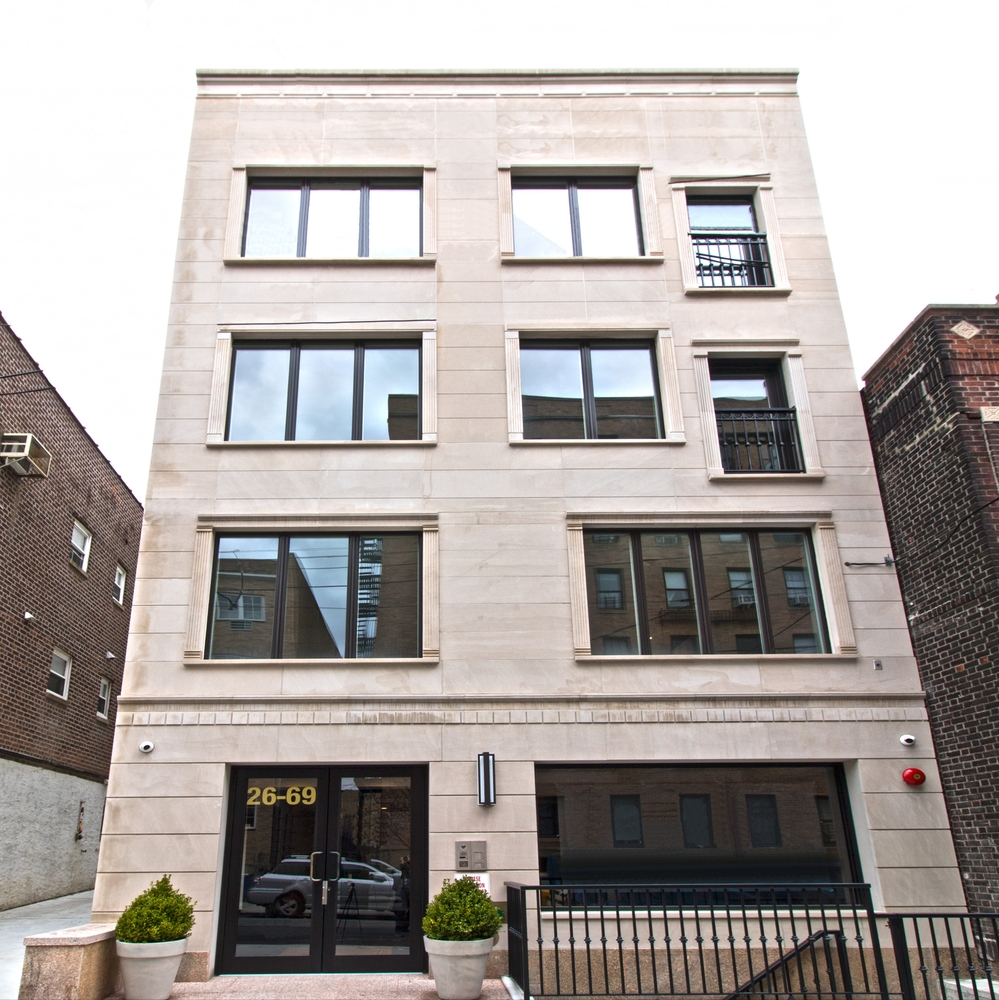 26-69 30th Street - Astoria, Queens, NYThe building's architecture blends contemporary style with modern design; every light-filled residence is impeccably constructed with refined finishings, an open living/dining layout, custom closets and a central air conditioning system featuring...Learn More