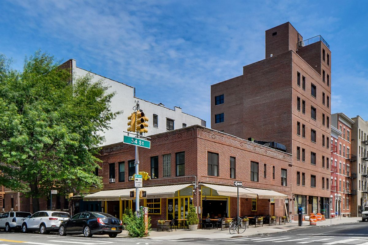 30-94 34th Street - Astoria, NYThis building is in the perfect location - just three blocks from the N/W trains and surrounded by all of the most popular cafes, restaurants, bakeries, shops and nightlife in Astoria.Learn More