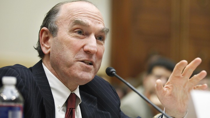 Honorable Elliot Abrams - CC Manuel Balce Ceneta / AP